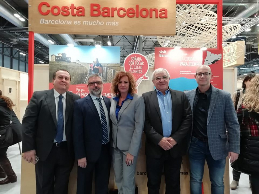 FITUR 2020 · COSTA BARCELONA · CASTELLDEFELS
